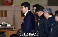 [TF포토] '내란선동' 이석기 징역 9년 확정…'내란음모' 무죄