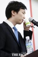 [TF포토] 위메프 박은상 대표, '사회의 쓴맛?'
