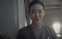 고원희, 항공사 광고 모델 시절…'승무원복 잘 어울리네!'