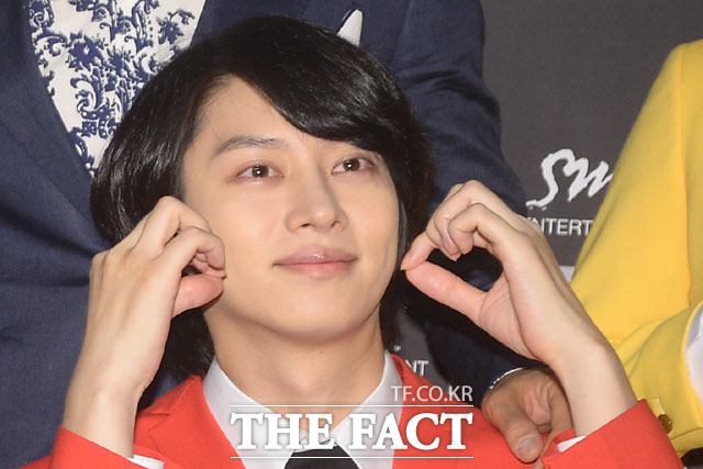 김희철 오디션 합격 비밀은 얼굴 김희철은 19일 KBS 해피투게더3에 출연해 오디션에 합격할 수 있었던 이유를 밝혔다./ 배정한 기자