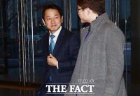 [TF포토] 수요사장단회의 참석하는 원기찬 삼성카드 사장