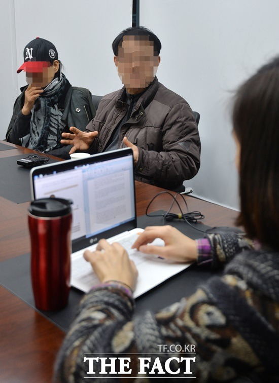 특정 병원 강요? 김현중 부모는 최 씨가 요구한 의사와 예약을 잡았다고 주장하고 있다. /문병희 기자