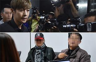 [TF영상] '단독' 김현중 부모가 밝히는 '아기의 진실'