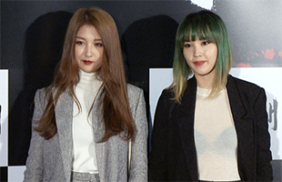[TF영상] '순수의 시대' 포미닛-규현, '흥행몰이 기원해요~'