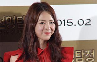 [The Scene] '예쁘다' 칭찬 예상한 '조선명탐정2'의 이연희…'씨익'