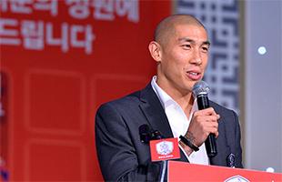 [TF영상] '2015 AFC 귀국' 차두리-기성용,