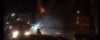 대조동 다세대주택서 불…여성 1명 화상