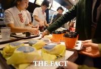 [TF포토] 맥도날드, 9일 하루만 '무료 맥모닝' 제공