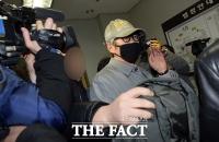 [TF포토] 서세원, '취재를 거부하는 손길'