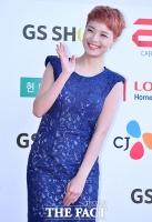 [TF포토] 안영미, '점점 예뻐지네!'