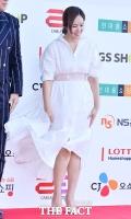 [TF포토] 박지윤, '한국의 마릴린 먼로~'