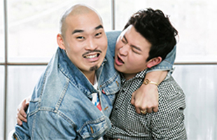 [TF영상] '불멸의 사랑' 허공, 손진영과 함께한 '엉망진창 인터뷰'