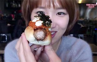 [먹요일 by국가비] '김치의 변신'에 그녀는 '아찔'하다?