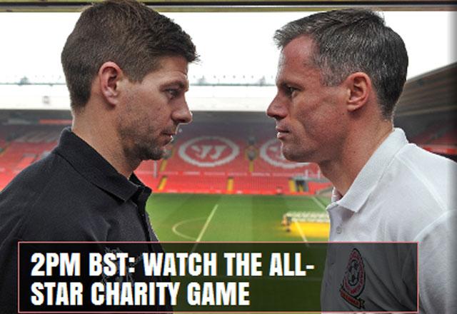 제라드 고별전. 리버풀의 살아있는 전설 스티븐 제라드가 선수생활의 마침표를 찍는 고별전을 치른다. /리버풀 홈페이지