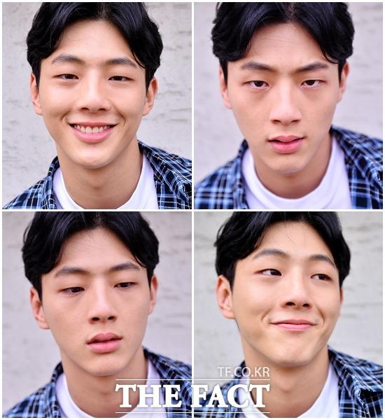 지수의 희로애락. 배우 지수는 MBC 수목극 앵그리맘으로 웃고 우는 시간을 보내고 있다. / 김슬기 기자