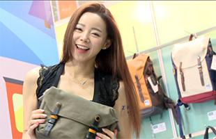 [TF영상] '2015 P&I' 류지혜-민서희-이은서, '찍고 싶은 모델은?'