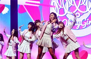 [TF영상] '데뷔' 오마이걸, '사랑의 큐피드로 심장 저격!'