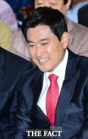 [TF포토] 오신환, '승리를 예감하는 미소'