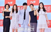 [TF포토] '구여친클럽', 대세 배우들의 만남