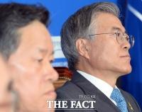 [TF포토] 고민하는 문재인, '친노가 문제?'