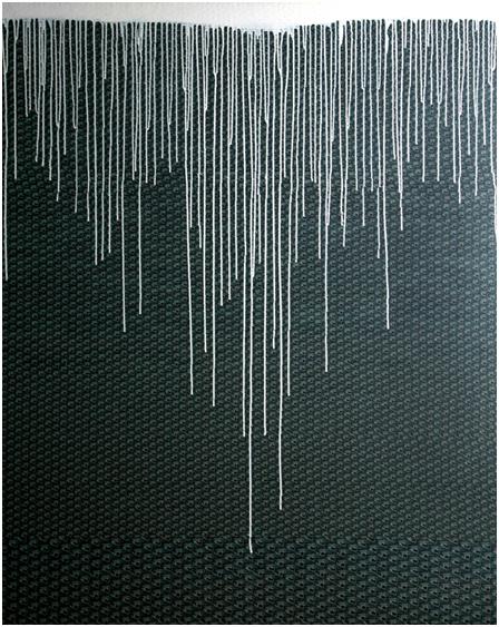 추영호, 미래를 위해 존재하자, 사진콜라주, 아크릴물감, 바니쉬, 130X162cm, 2011