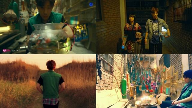 김성규가 신곡 컨트롤 뮤직비디오가 4.16 세월호 참사에 대한 이야기를 다룬 것이냐는 시선에 대해 설명했다. /울림 제공