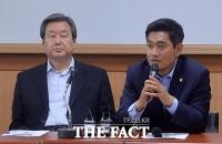 [TF포토] 고시촌 주민들 만나는 오신환 의원