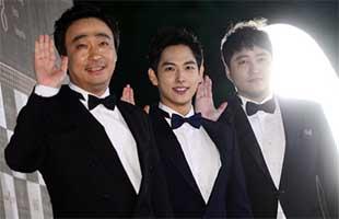 [TF영상] '51st 백상' 다시 모인 '미생', '야성미 더한 강하늘!'