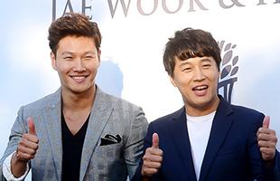[TF영상] '안재욱 결혼' 김민종-김원준-김종국, '그가 부러운 노총각들'