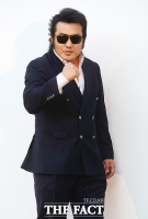 [TF포토] 김보성, 안재욱을 위한 '의리!'