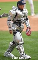 [TF포토] '로봇연기' 대가 장수원, 진짜 로봇으로 변신