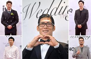 [TF영상] '박준형 결혼' 김태우-데니안-윤계상, 'god 집합!'