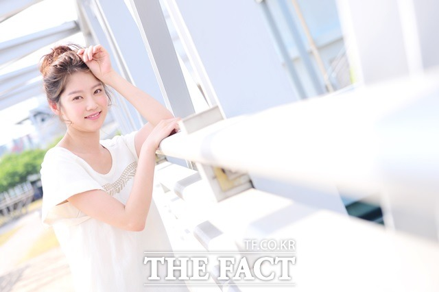 '꾸밈없고 당찬 매력' 공승연이 SBS '풍문으로 들었소'에 캐스팅된 이유는 목소리와 당당한 매력이다. /남윤호 기자