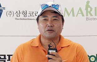 [TF영상] 양준혁-이시은-김영호, '이병욱 자선골프대회 축하왔어요'