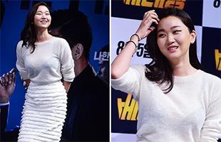 [TF영상] '베테랑' 장윤주, 영화 데뷔? '나와 맞는 배우들 덕분'