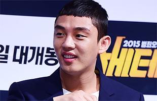 [TF영상] '베테랑' 유아인, '이번에는 부티(?)나는 액션입니다'