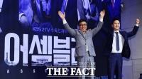 [TF포토] 박영규-장현성, '어셈블리' 만세!