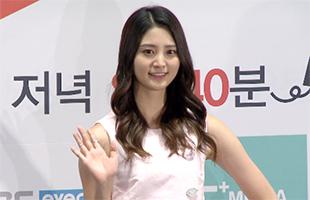 [TF영상] '툰드라쇼' EXID 정화, '장난기 많은 언니들의 반응은?'