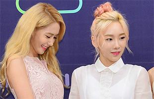 [비하인드30] '채널 소녀시대' 태연-윤아, '꼬인다 꼬여! 뭐가?'