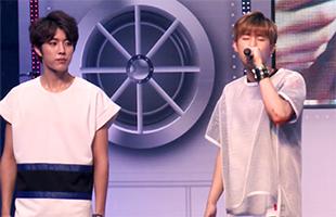 [TF영상] '미션임파서블5' 인피니트, '우리도 에단 헌트 팬!'
