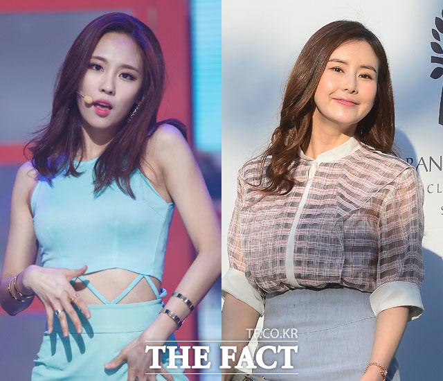 페이·최정윤·유이·구하라, 소림사 입성 기대돼. SBS 새 파일럿 프로그램 주먹쥐고 소림사 여자편에 미쓰에이 페이(왼쪽)와 배우 최정윤이 투입됐다. /더팩트DB