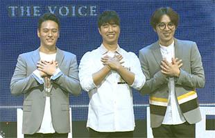 [TF영상] 'THE VOICE' 컴백 SG워너비, '이것이 라이브다!'