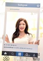 [TF클릭] 김유정, '오늘은 나도 SNS 스타~'