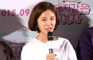 [TF영상] '돼지 같은 여자' 황정음-이종혁-최여진-박진주, '나는 어떤 동물?'