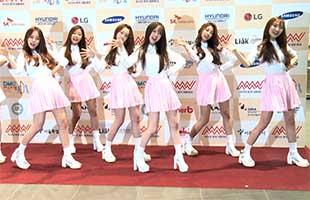[TF영상] 'DMC 페스티벌' 러블리즈-CLC, '대세 걸그룹은 우리!'