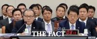 [TF포토] 국회 출석한 소셜커머스 3사 대표