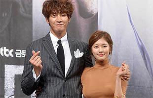 [TF영상] '디데이' 김영광-정소민, '재난은 이 커플이 책임진다!'
