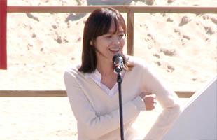 [BIFF영상] '특종:량첸살인기' 이하나, '첫 미팅 후 감독에게 업혀가...'