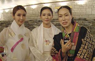 [TF영상] 디자이너 목은정과 함께한 '청계천 복원 10주년 기념 패션쇼'