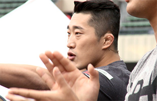 [TF영상] UFC 김동현-요가 송다은, '리복 피트니스 페스티벌' 강단 올랐다